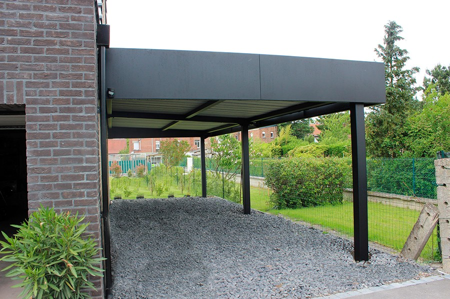 eurocarport fabricant de carports en aluminium sur mesure. Black Bedroom Furniture Sets. Home Design Ideas